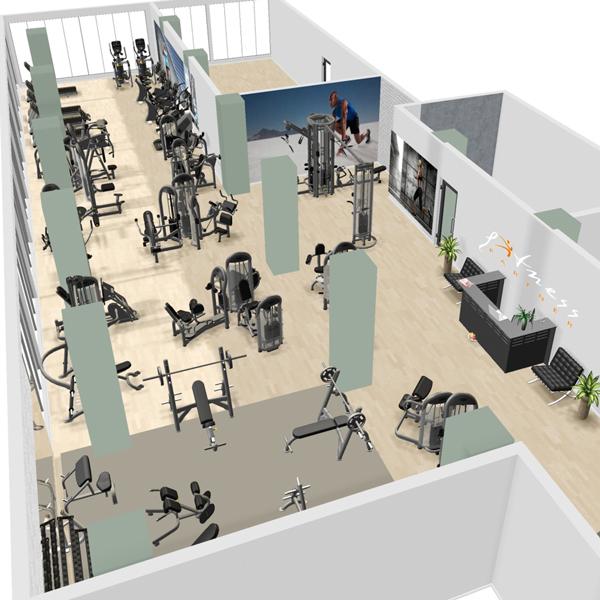 proiect-3d-sala-fitness