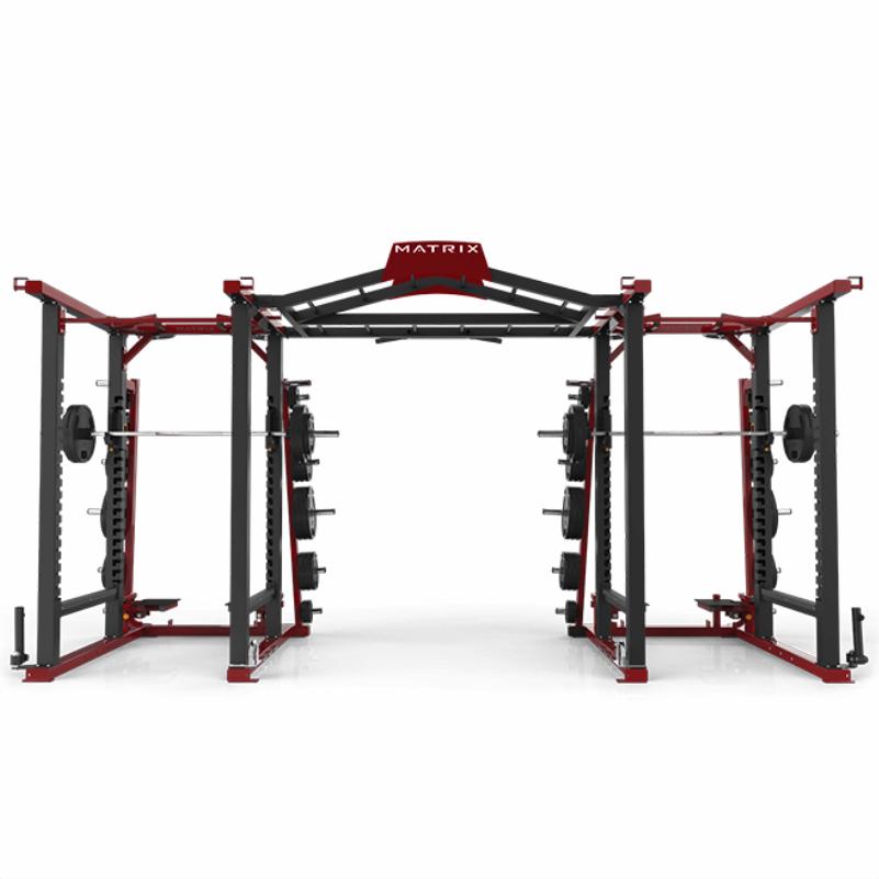 Double Mega Rack Antrenamente de grup