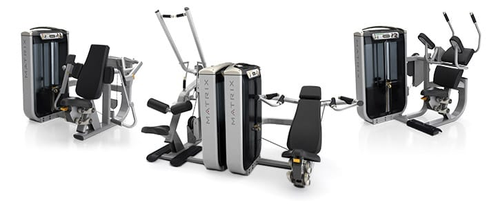 Aparate de forta Ultra Matrix Fitness