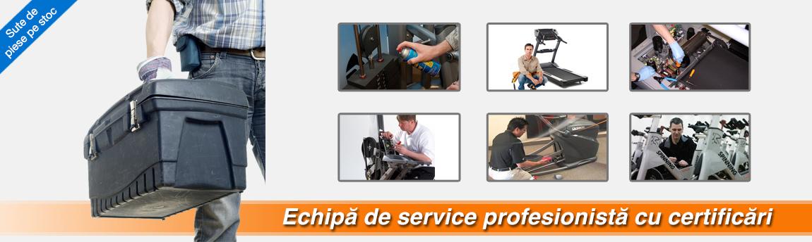 service echipamente fitness
