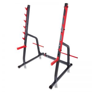 Marbo Sport Squat Rack with Spotter Catchers MS-S107