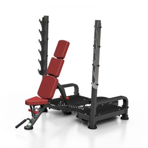 Marbo Sport Olympic Adjustable Bench MP-L213